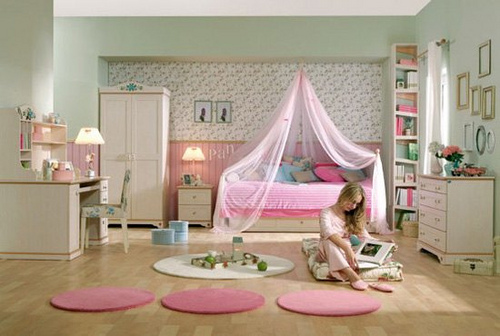 decoracion habitacion bebes