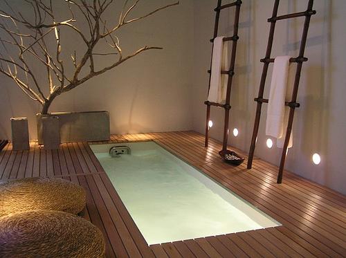 Decoración de Baños al estilo Zen