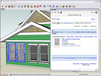 Download Google Sketchup 7.1 Portable