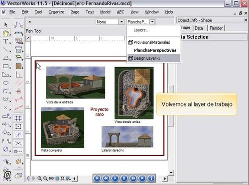 Vectorworks, uno de los mejores programas Cad.