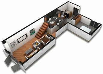 El dise o arquitectonico definicion y etapas for Programas para crear planos arquitectonicos