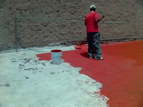 Impermeabilizantes en paredes y losas de concreto - Impermeabilizante para paredes ...