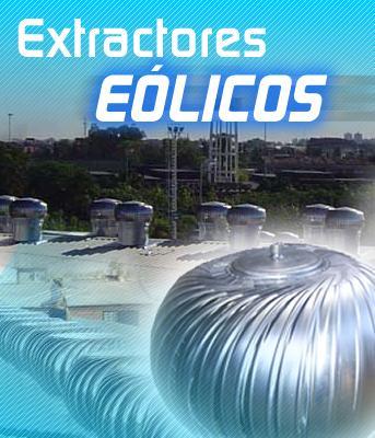 extractores eolicos
