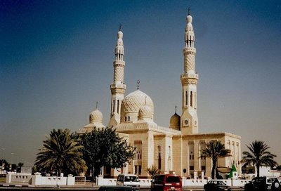 La mezquita, el edificio mas significativo de la arquitectura islamica