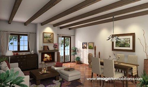 diseño interior 3d