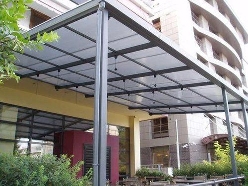 techo policarbonato