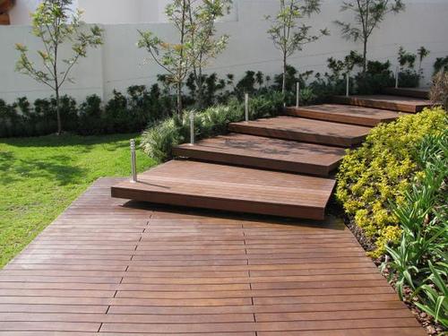 Maderas recomendadas para exterior for Deck para exteriores