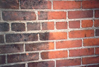 Como limpiar ladrillos en pisos y paredes - Como limpiar paredes pintadas ...