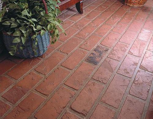 Como limpiar ladrillos en pisos y paredes - Suelos rusticos para exterior ...