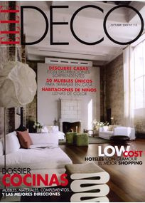 elledeco revista decoracin online - Revistas De Decoracion