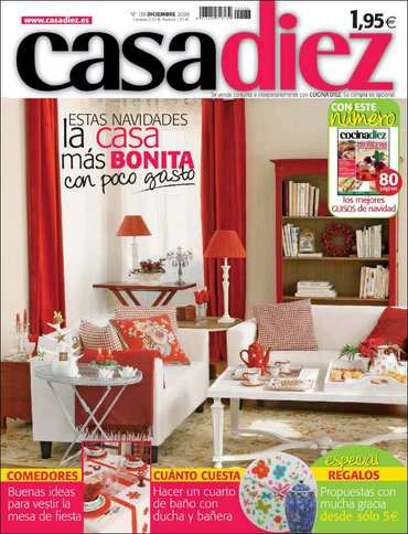 casa diez revista de decoracion