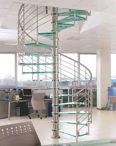 Las escaleras de caracol solucion ideal a falta de - Escalera caracol prefabricada ...