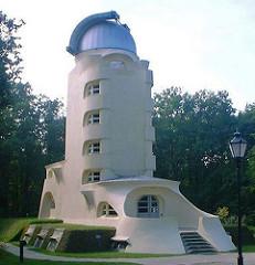 expresionismo en arquitectura
