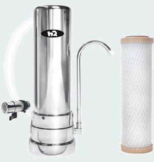Purificadores y filtros de agua para el hogar arquigrafico for Filtro agua casa