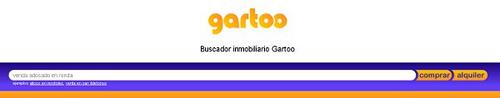 Gartoo.es : Buscador online inmobiliario