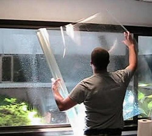 Laminas protectoras para ventanas