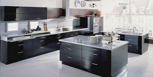 Las cocinas integrales toque de elegancia para tu hogar for Cocinas integrales con isla al centro