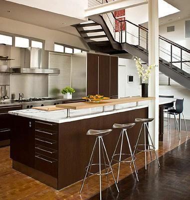 Las cocinas integrales toque de elegancia para tu hogar - Isletas de cocina ...