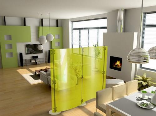 biombos estudio apartamento