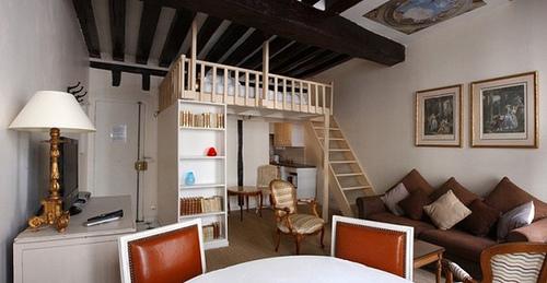 Decoracion de apartamento tipo estudio - Decoracion economica de interiores ...