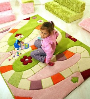 Opciones de Diseño de Pisos para una Habitación Infantil