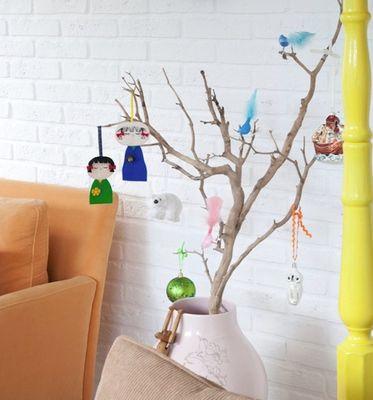 Como elegir el rbol de navidad perfecto para su hogar arquigrafico - Arbol navidad moderno ...