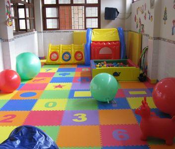 Suelo habitacion infantil