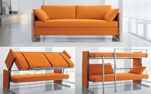 El Sofa Cama Funcionalidad Y Relajacion En Un Mismo Lugar