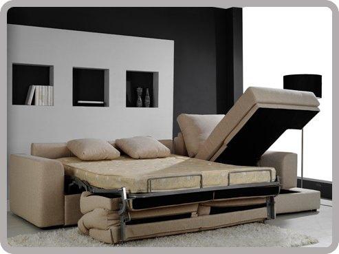 El sofa cama funcionalidad y relajaci n en un mismo lugar for Sofa cama pequeno conforama