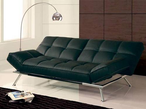 sofa-cama-negro-metal