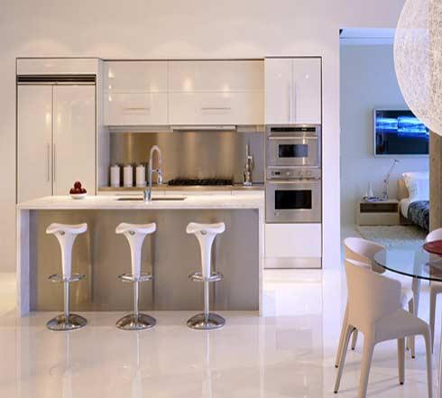 equipos cocina blanco