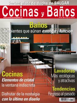 revista cocinas y banos