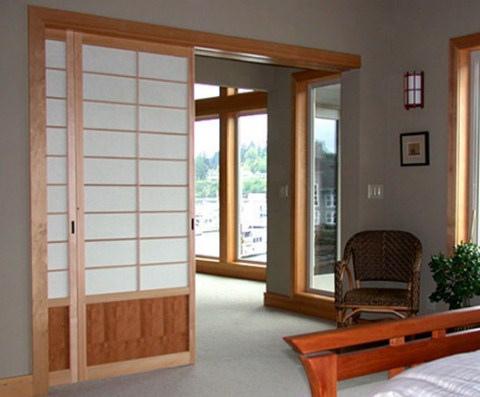 criterios a tomar en cuenta para elegir una puerta corredera de madera