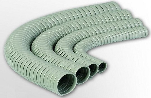 Tuberia de pvc flexible vs r gidas cu l es la mejor for Tubo de pvc flexible