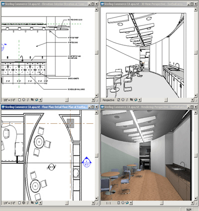 Building Information Modeling, great development in building design.