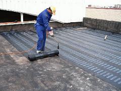 La tela asfaltica como impermeabilizante para techos - Impermeabilizacion de tejados ...