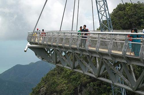 puente malasia suspendido