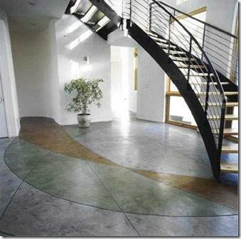 piso cemeno alisado