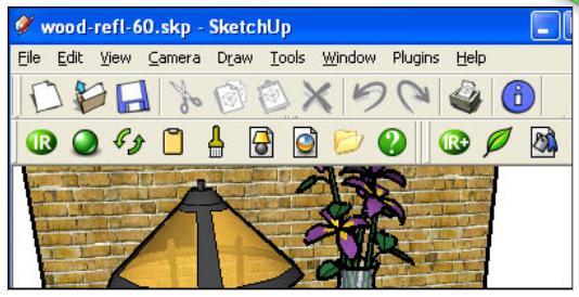 google sketchup renderer