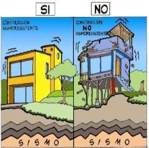 Que es una edificacion sismo resistente.
