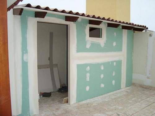 Sistema constructivo Drywall o Divisiones de Yeso