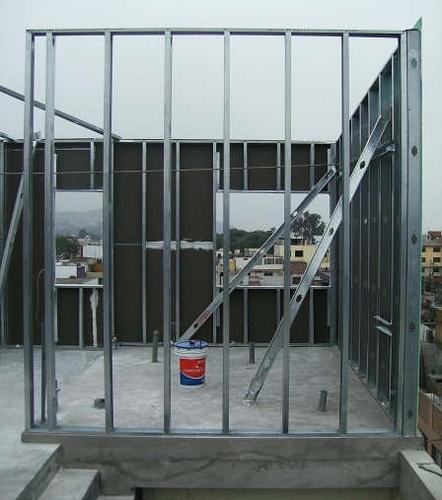 dry wall estructura