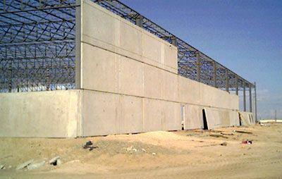 Tipos de muros prefabricados