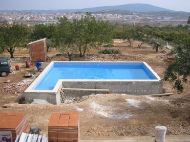 sistema construccion piscina