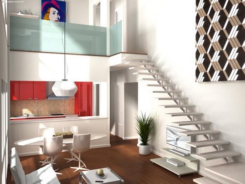 Caracteristicas del Estilo de decoracion Loft
