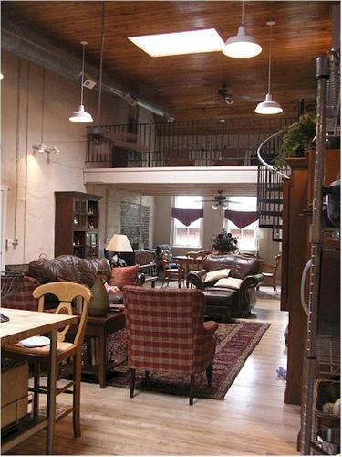 Caracteristicas del estilo de decoracion loft for Decoracion estilo loft