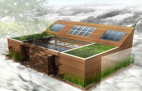 Arquitectura ecologica ventajas y desventajas - Casas prefabricadas sostenibles ...