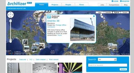 Architezer, el Facebook para los Arquitectos