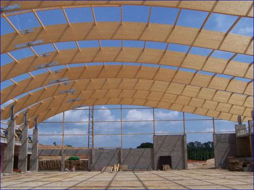madera laminada estructural