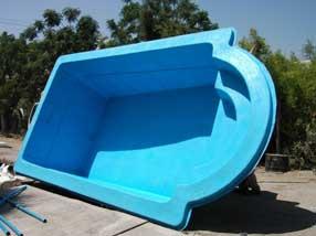Ventajas de las piscinas de fibra de vidrio for Piscinas plasticas grandes